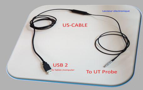 US-CABLE Single Channel - USB 2 - Self Powered